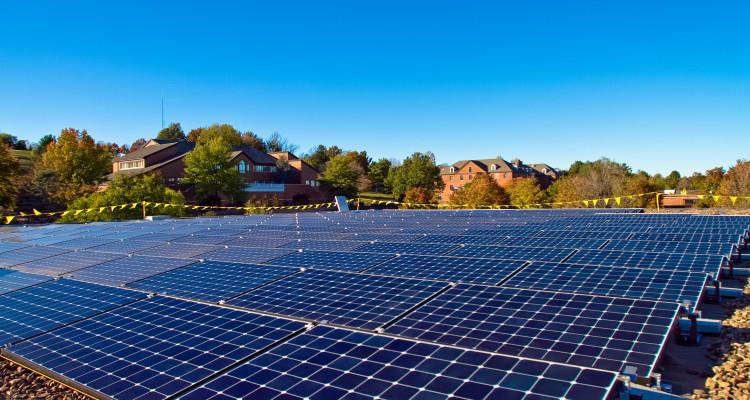 Lauréats de la seconde période de l'appel d'offres photovoltaïque au sol de grande puissance